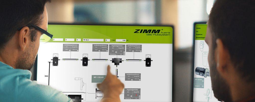 ZIMM-Konfigurator