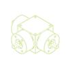 Kegelradgetriebe   KSZ-H-100-T   Übersetzung 1:1