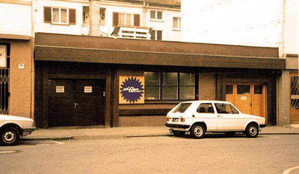 ZIMM Historie 1977