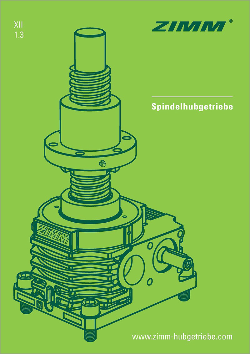 Spindelhubgetriebe | 1.3 | Deutsch