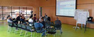 Projektmanagement-Schulung bei ZIMM