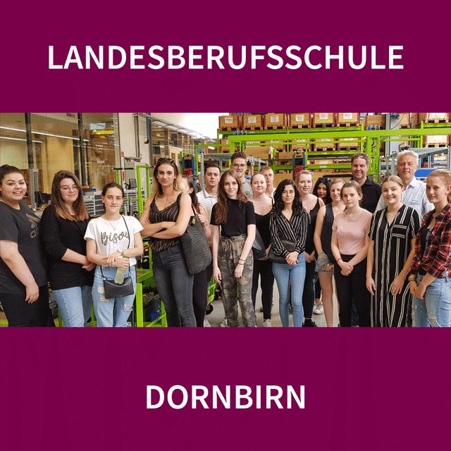Berufsschule Dornbirn zu Gast bei ZIMM