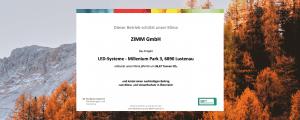 #mission2030   aktive Unterstützung durch ZIMM