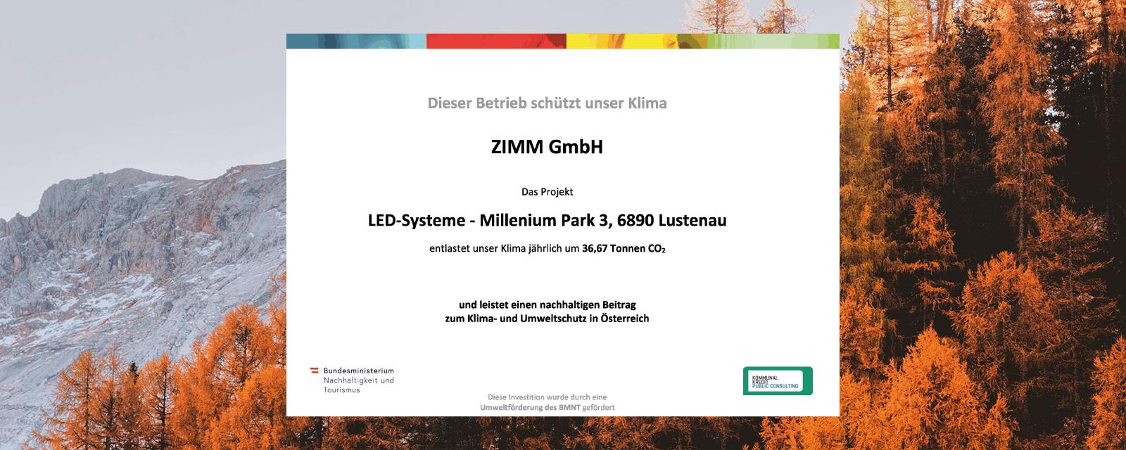 #mission2030 | aktive Unterstützung durch ZIMM